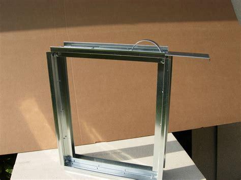 return air filter rack dual flange 16 x 20 x 1 quot duct