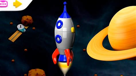 How To Make A 3d Rocket Out Of Paper - rocket app demo 3d build and play educational