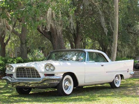 1957 Chrysler 300c For Sale by 1957 Chrysler 300c For Sale Classiccars Cc 664663