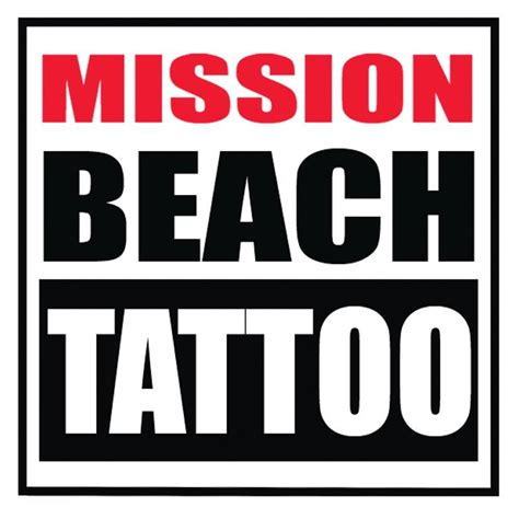 mission beach tattoo mission home