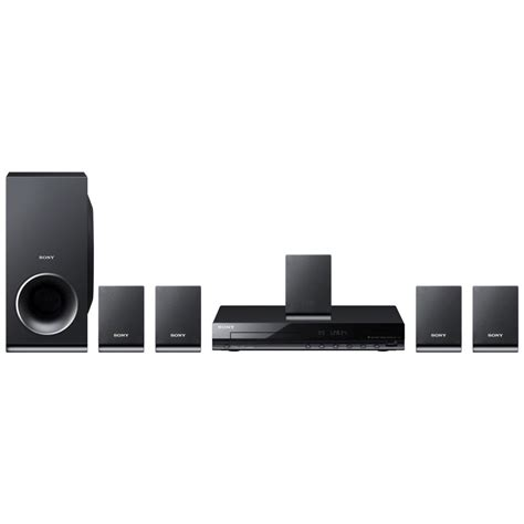 Audio Home Theater Sony sony dav tz140 dvd home cinema system dav tz140 b h photo