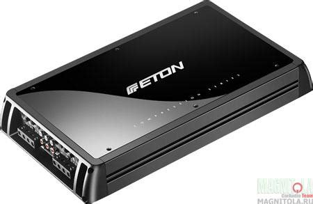 Eton Sda 150 4 Power 4 Channel eton ecc 500 4