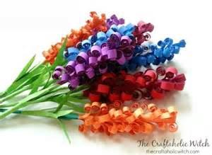 How To Make Colored Paper Flowers - flores de papel colorido passo a passo artesanato passo