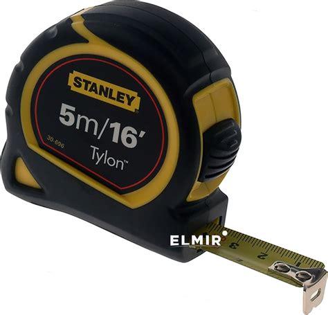 Tyes Meteran 5m Stanley Tylon 30 696 рулетка 5м stanley tylon 0 30 696 купить недорого обзор фото видео отзывы низкая цена