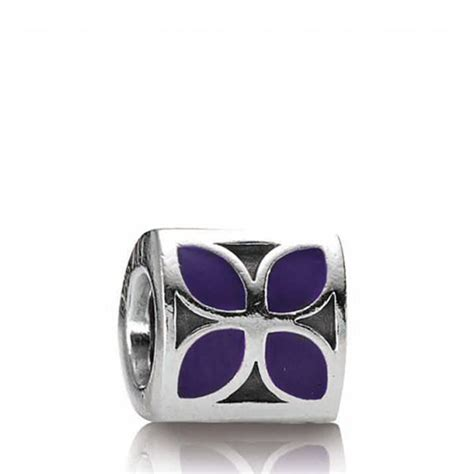 Pandora Enamel Charms 4petal Flower Violet P 565 17 best images about pandora on shops nordstrom and charm bead