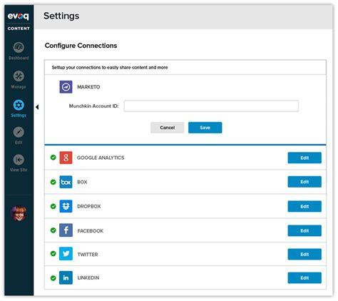 8 great social networking cms cms critic a closer look at dnn evoq 8 s integration options cms critic