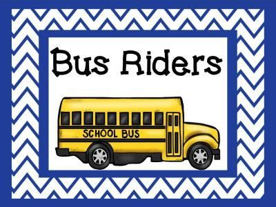 Bundle Transportation Clip Chart Includes Bus Riders Car Riders Walkers And Daycare Aftercare Car Rider Sign Template