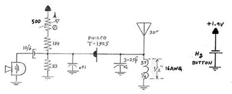 tunnel diode oscillator design research