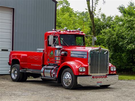 custom kenworth trucks for sale 100 custom kenworth custom red black sport gauges