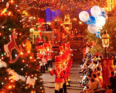 christmas in orlando 2018 orlando christmas parade