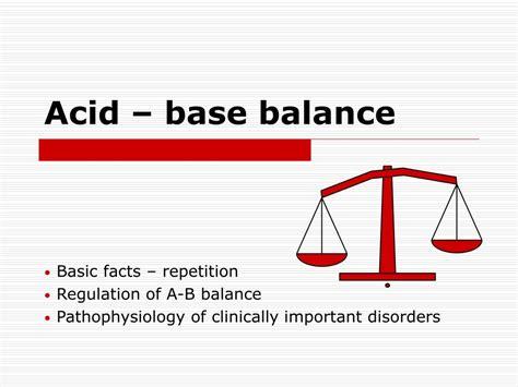 Ppt Acid Base Balance Powerpoint Presentation Id 741275 Ppt Of Acid
