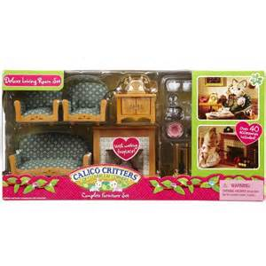 Calico Critters Deluxe Living Room Set Calico Critters Deluxe Living Room Set Educational Toys Planet