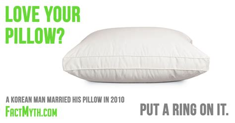 Korean Marries Pillow by Can Legally Inanimate Objects Fact Or Myth