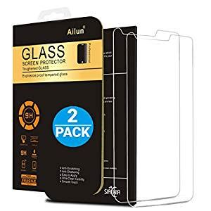 Tempered Glass Pack Lg G3 lg g3 screen protector 2 packs by ailun