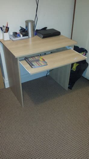 ikea sliding shelves ikea flarke desk with sliding shelf perfect condition for