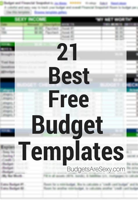 best 20 budget templates ideas on pinterest