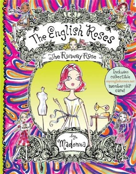Madonna Writing Yet Another Crappy Childrens Book by Another Roses Book By Madonna All About Madonna