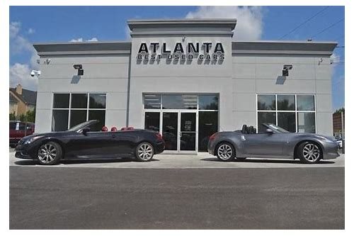 best used car deals atlanta