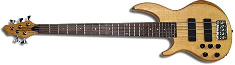 Southpaws Find A Niche by New Left Handed Exclusive Bass Guitars From Overwater And