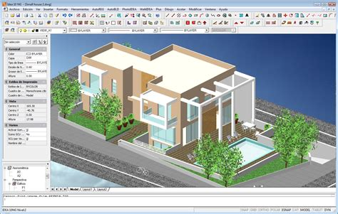 free architecture software house idea architecture 3d bim architectural software