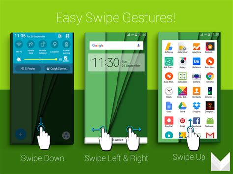 themes for android 6 0 5 best android 6 0 marshmallow style launcher