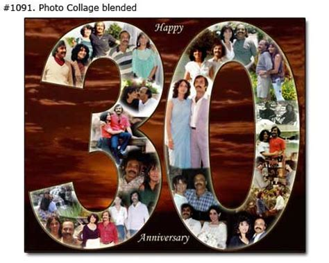 Blended Photo Collages Samples 3