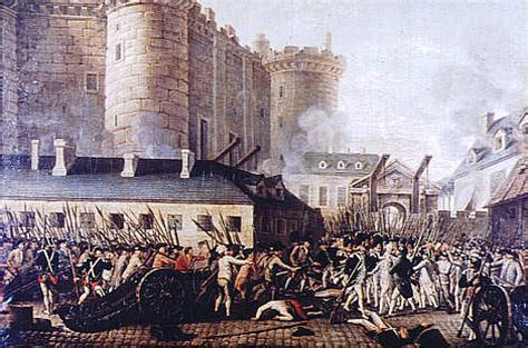 wann war der sturm auf die bastille bastille