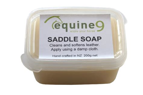 Saddle Soap On Leather by Saddle Soap Equine9 Co Nz