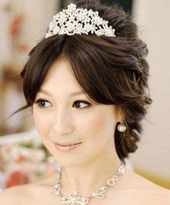 bridal hairdo ideas for round face cuts hairzstyle.com