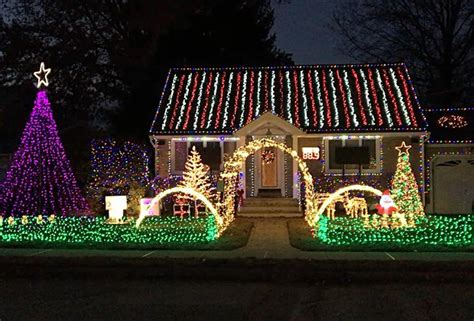 south jersey christmas light displays best light displays in new jersey poppins things to do in new jersey with