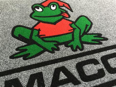 tappeto con logo tappeto personalizzato con il logo maco mado tappeti