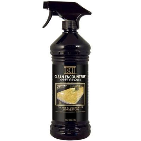 Countertop Cleaner And by Sci 22 Oz Clean Encounters Countertop Trigger Cleaner