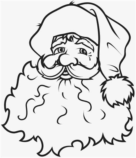 santa claus coloring page coloring pages santa claus coloring pages free and printable
