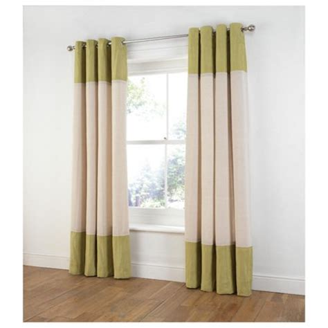 tesco eyelet curtains buy tesco linen faux suede lined eyelet curtains