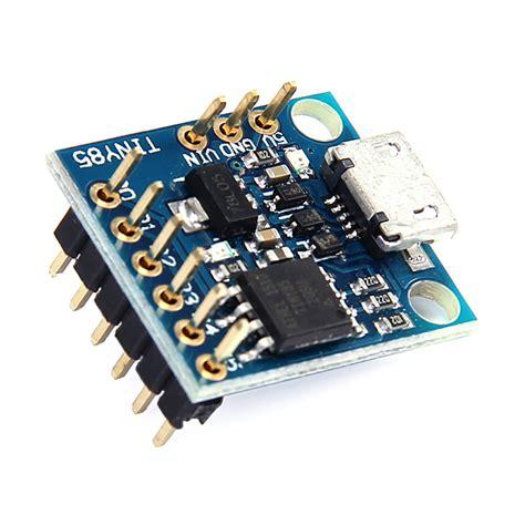 Arduino Micro Usb Interface Digispark Kickstarter Attiny85
