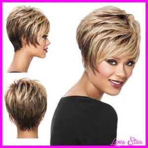 show pictures of a haircut called a stacked bob short haircuts with stacked back hairstyles fashion
