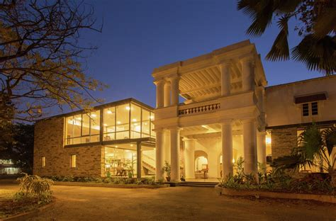 coimbatore club ksm architecture archdaily