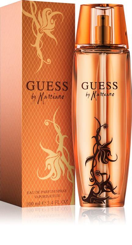 guess by marciano eau de parfum pour femme 100 ml notino fr