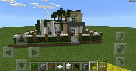 Modern House Minecraft Pe House Plan 2017 Minecraft Pe House Plans