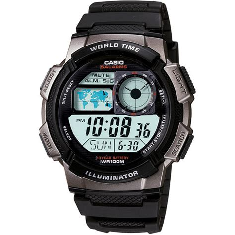 casio s digital sport walmart