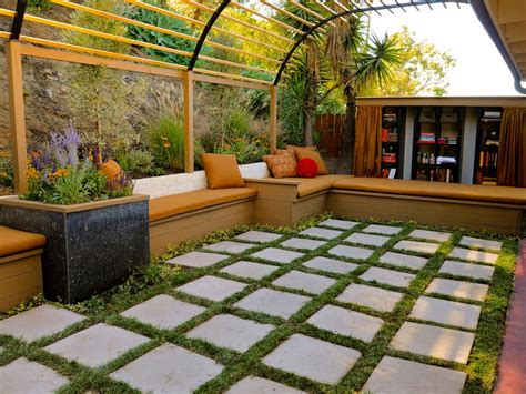 backyard area designs design tips for beautiful pergolas hgtv