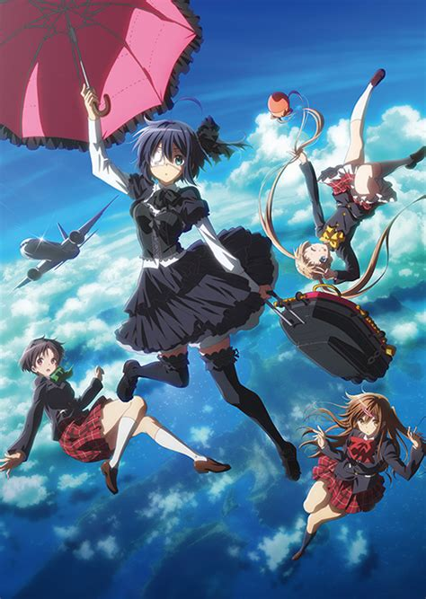 love chunibyo other delusions new anime movie in