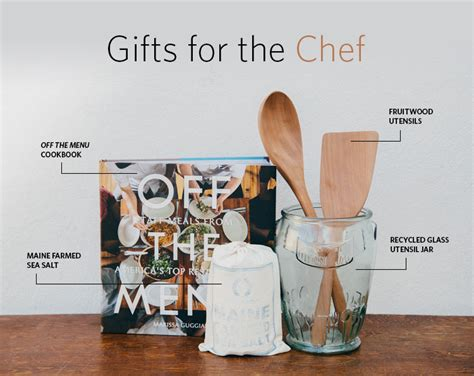 gifts for the chef relish decor