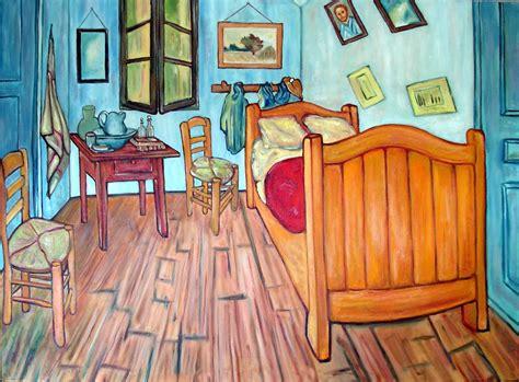 la habitacion de gogh sonyprimaria el dormitorio en arl 201 s