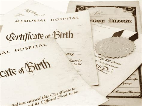 Records Of Birth Certificates Us Vital Records Where To Get Birth And Marriage Certificates