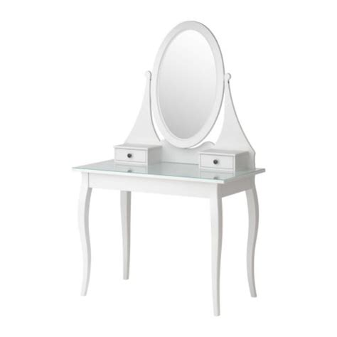 Ikea Vanity Table With Mirror And Bench Hemnes Dressing Table With Mirror Ikea