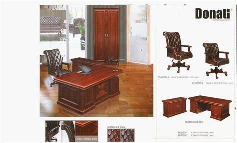 Jual Meja Kantor Antik angkasa bali furniture distributor kursi meja kantor bali