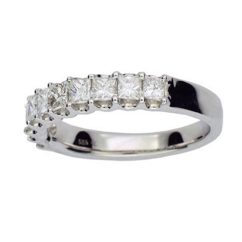 princess cut wedding ring jewelry design