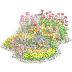 fine butterfly garden design garden design 12