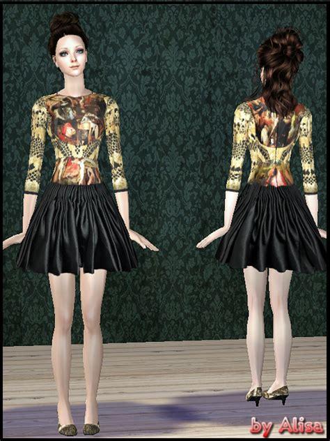 embroidery httpwwwdressuplushcomcategories22fashionhtml sims fashion пурпур и золото